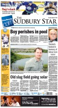 Sudbury Star August 27, 2013